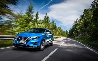 Nissan matricula más de 380.000 crossovers en España en los últimos 12 años