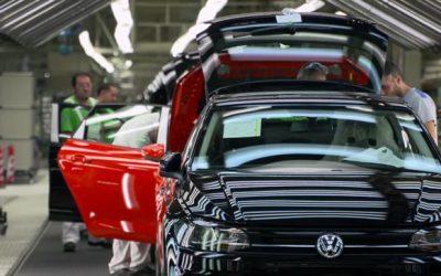 La dirección de Volkswagen Navarra propone abrir la fábrica 223 días en 2019