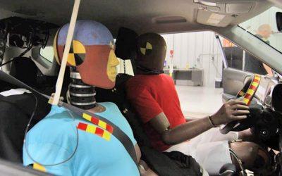 El grupo Hyundai desarrolla una nueva tecnología de airbag para colisiones múltiples