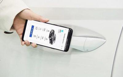 Los nuevos coches de Hyundai y Kia se abrirán con un 'smartphone' y no necesitarán llave física