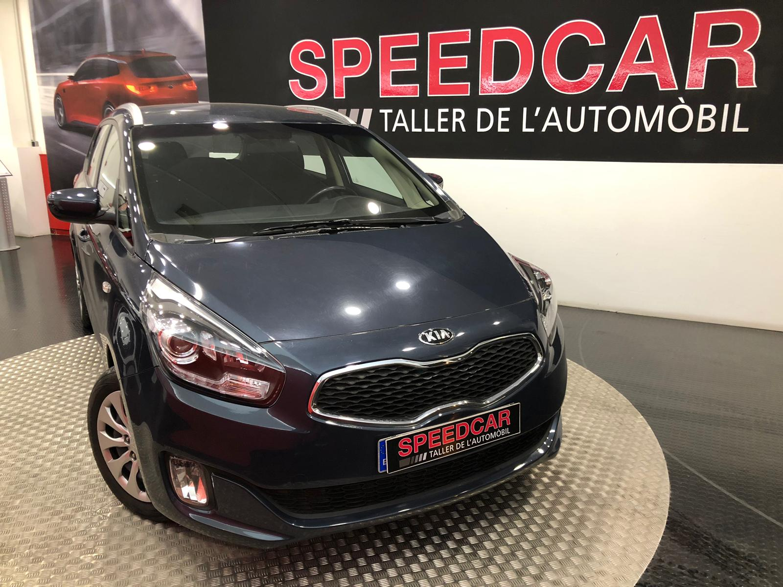 Kia Carens 1 7 Crdi Vgt Business Ecodynamics 5p